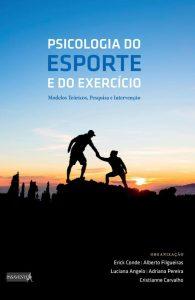 3 novos livros em Psicologia do Esporte